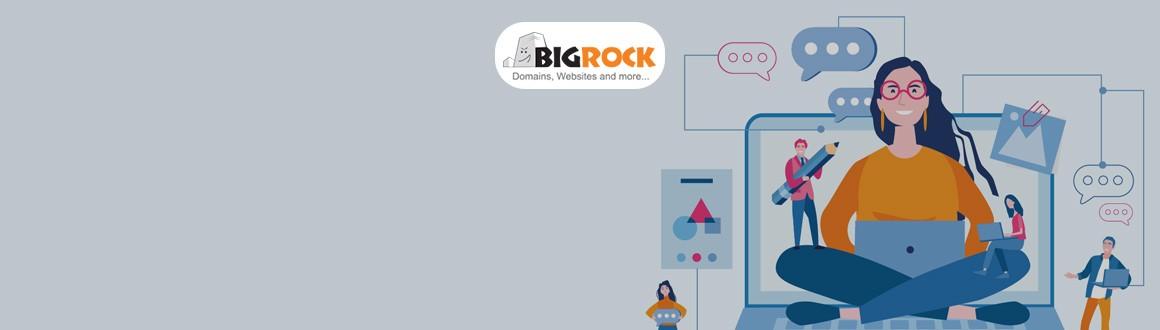 BigRock Promotion