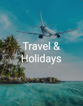 Travel & Holidays