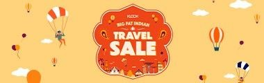 Klook Big Fat Indian Travel Sale